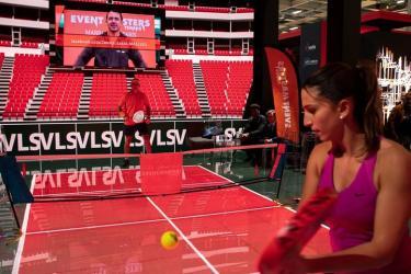 LANCEMENT DES TENNIS EVENT MASTERS 2019